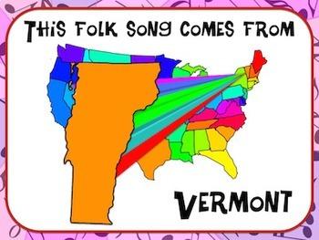 Favorite Folk Song – Jenny Jenkins Teacher Kit