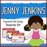 Favorite Folk Song – Jenny Jenkins Teacher Kit