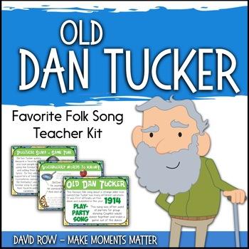 Favorite Folk Song – Old Dan Tucker Teacher Kit