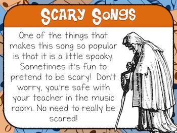Favorite Folk Song – Old Woman Skin and Bone Teacher Kit