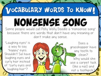 Favorite Folk Song – Polly Wolly Doodle Teacher Kit