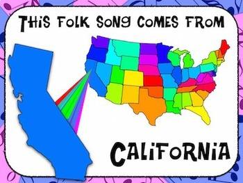 Favorite Folk Song – She'll Be Coming Round the Mountain Teacher Kit