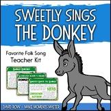 Favorite Folk Song – Sweetly Sings the Donkey Teacher Kit