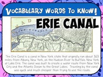 Favorite Folk Song – The Erie Canal Teacher Kit