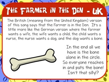 Favorite Folk Song – The Farmer in the Dell Teacher Kit