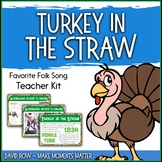 Favorite Folk Song – Turkey in the Straw Teacher Kit