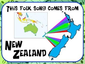 Favorite Folk Songs – E Papa Waiari Teacher Kit