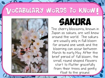 Favorite Folk Song – Sakura Sakura Teacher Kit
