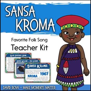 Favorite Folk Songs – Sansa Kroma Teacher Kit