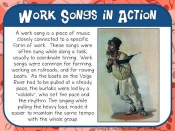Favorite Folk Song – Song of the Volga Boatmen Teacher Kit