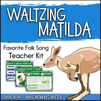 Favorite Folk Song – Waltzing Matilda Teacher Kit