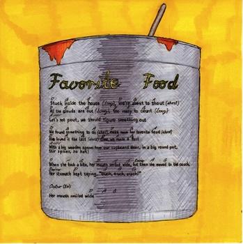 1st-2nd Grade: Favorite Food Lesson Lesson Plan Bundle