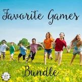 Favorite Games Bundle {Music Class Edition}  Kodaly Method Folk Song Files