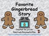 Favorite Gingerbread Story