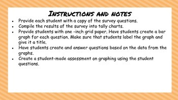 Favorite Halloween Candy Survey and Graphing Activity