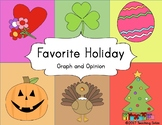 Favorite Holiday - Graph and Opinion