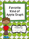 Favorite Kind of Apple Graph