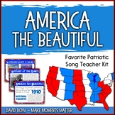 Favorite Patriotic Song – America the Beautiful Teacher Kit