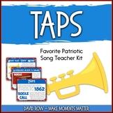 Favorite Patriotic Song – Taps Teacher Kit
