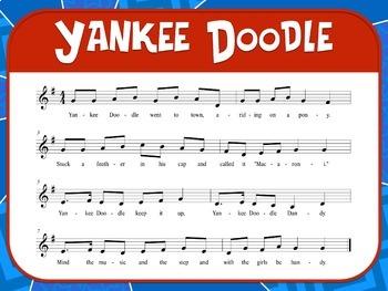 Favorite Patriotic Song – Yankee Doodle Teacher Kit