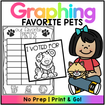 Favorite Pets Graphing - Pets Graph