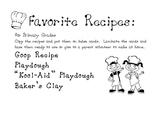 Favorite Playdough Recipes