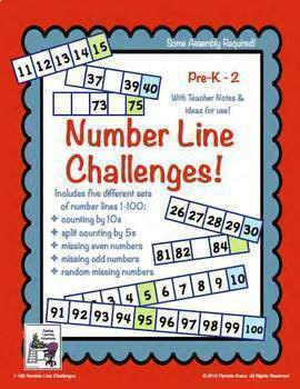 Primary Math Center Games Bundled!