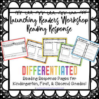 Favorite Reading Spot/Readers Workshop/September