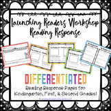 Readers Workshop Launch: Creating a Reading Life