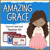 Favorite Spirituals – Amazing Grace Teacher Kit