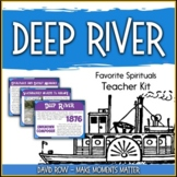 Favorite Spirituals – Deep River Teacher Kit