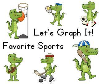 Favorite Sports Graphing