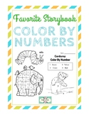 Favorite Storybook color by numbers
