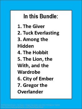 Favorite Top Selling Book Units Bundle