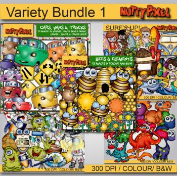 Favourites Variety Bundle 1