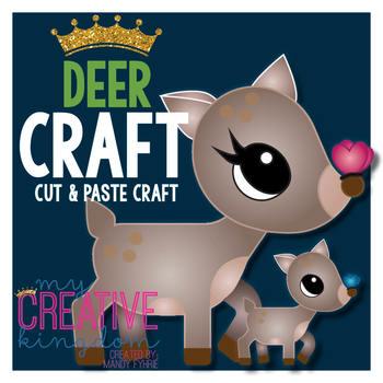 Fawn / Deer Craft