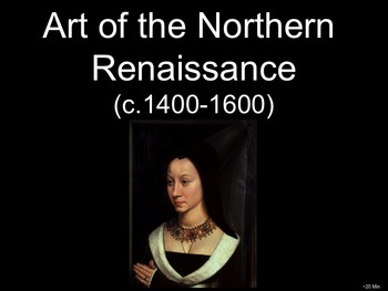FC.078 The Northern Renaissance and its art