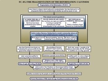 FC.085B Calvinism and its Impact