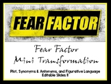 Fear Factor Mini Room Transformation - Plot, Synonyms & Antonyms, Fig. Language