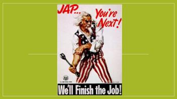 Fear Propaganda During WWII