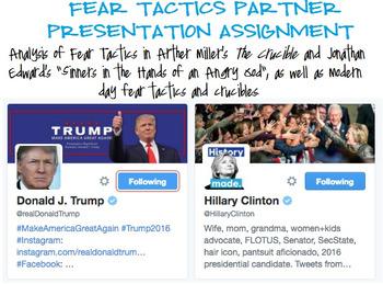 Fear Tactics Presentation