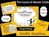 Fear and Divergent Thinking: The Count of Monte Cristo by Alexandre Dumas