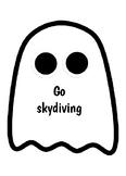 Fear is a Liar Halloween Bulletin Board