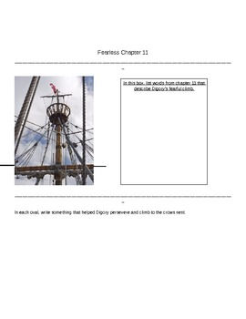 Fearless by Elvira Woodruff Student Guide