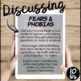 Fears and Phobias- Conversation Starters