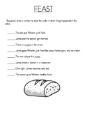 Feast Disney Short Companion Worksheet