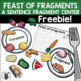 Feast of Fragments Freebie Center