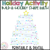 Adding and Subtracting Decimals Holiday Activity | Printab