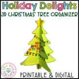 Reading Graphic Organizers | Holiday Graphic Organizers |