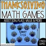Feast of Fun {7 Thanksgiving Math Games & Activities!}